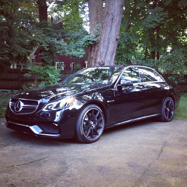 rickie fowlers e63 quotloaner carquot celebrity cars blog