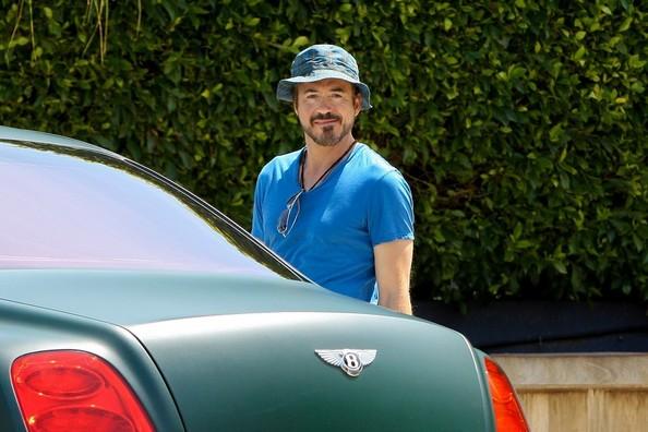 Robert Downey Jr Bentley