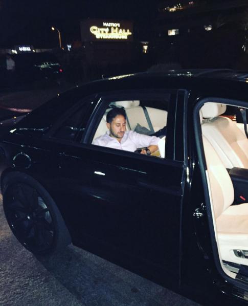 Rolls-Royce Josh Altman
