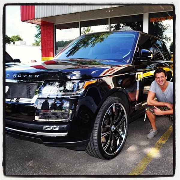 Ryan Lochte Rover