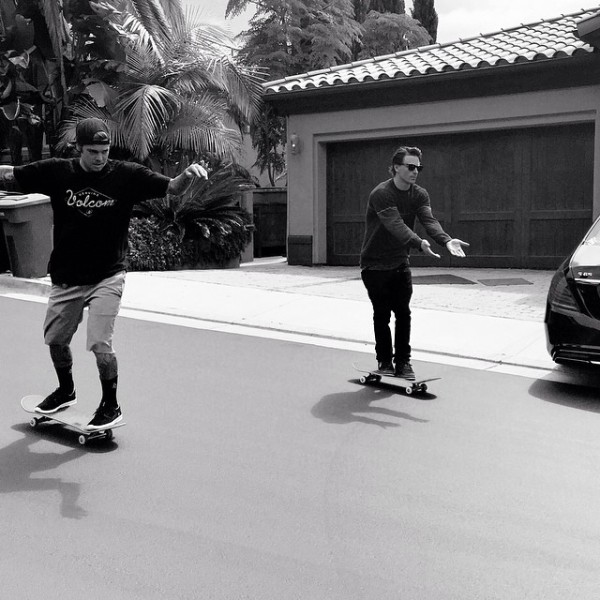 Ryan Sheckler Mercedes Benz
