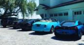 Scott Disick Calabasas Luxury Motorcars