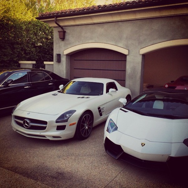 Scott Disick Cars