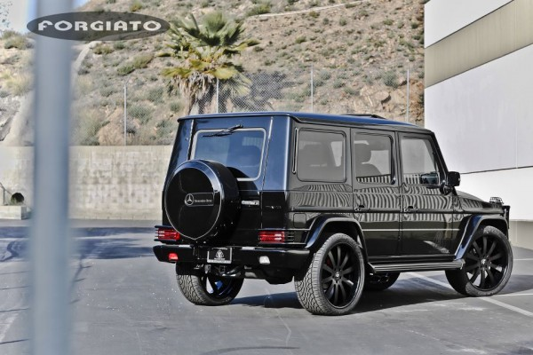 Scott Disick Mercedes Benz G 55