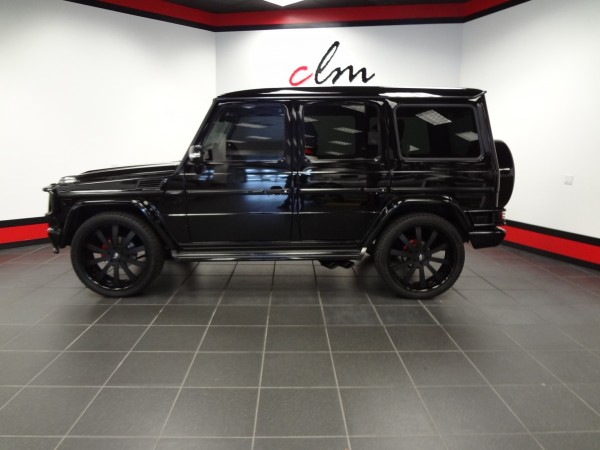 Scott Disick Mercedes Benz G55
