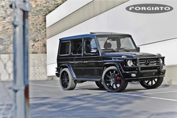 Scott Disick Mercedes Benz G Wagon