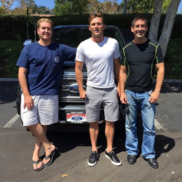 Scott Eastwood Ford