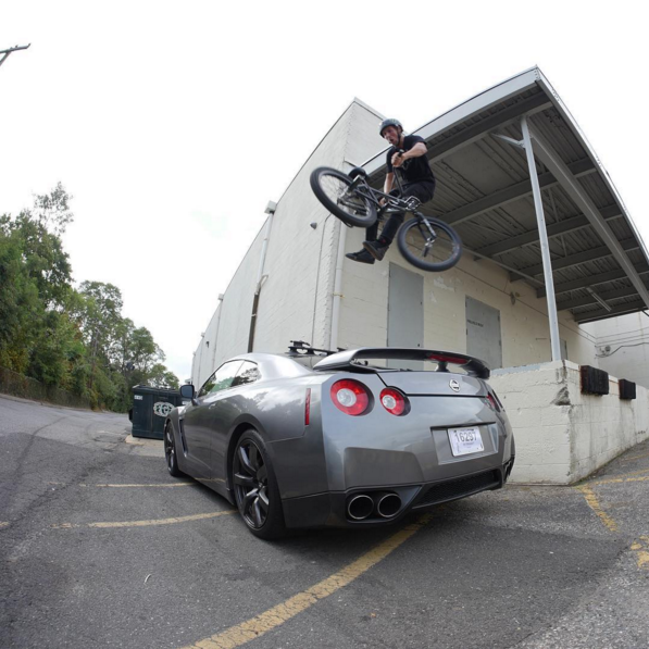 Scotty Cranmer Nissan GTR
