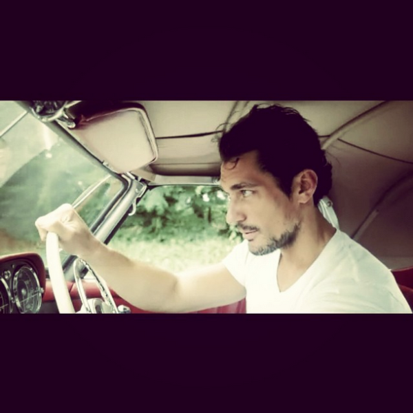 David Gandy - Mercedes Benz 190 SL
