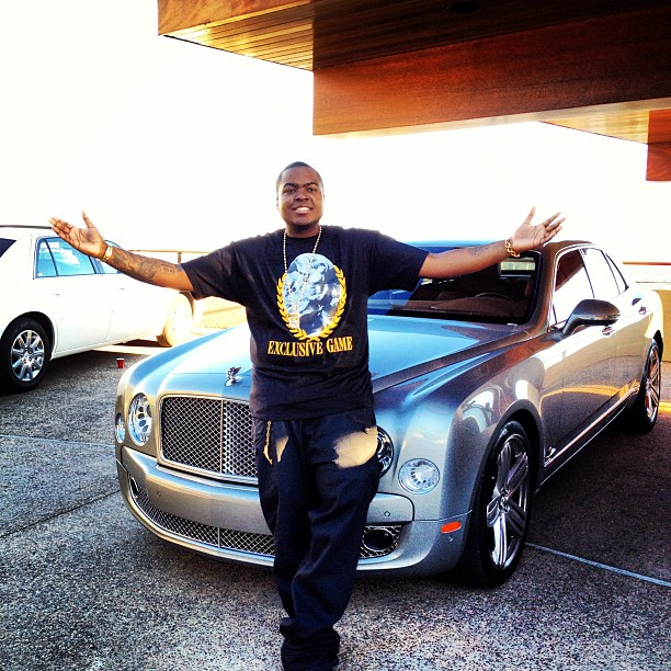 Does Sean Kingston Really Have A Bentley Mulsanne Too