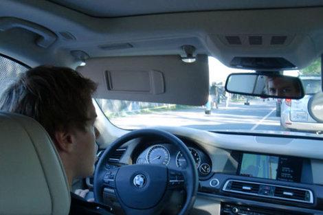 Sebastian Vettel BMW