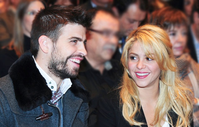 Image result for shakira gerard pique