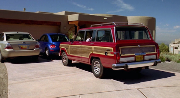 The Cars of Breaking Bad  Celebrity Cars Blog