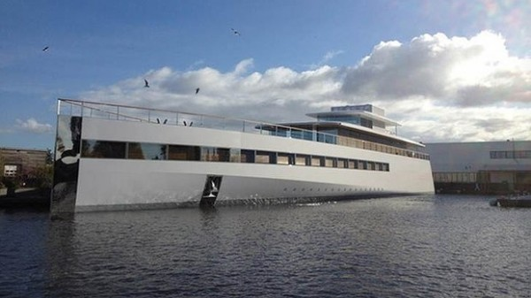 Steve Jobs Yacht named Venus