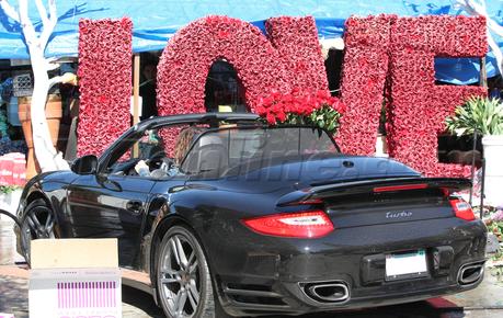 Steven Tyler Porsche Turbo