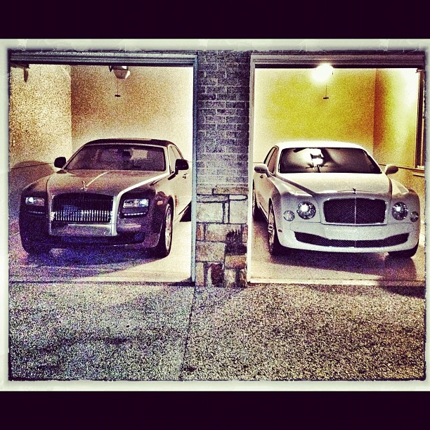 T.I.'s Garage Looks Better Than Yours
