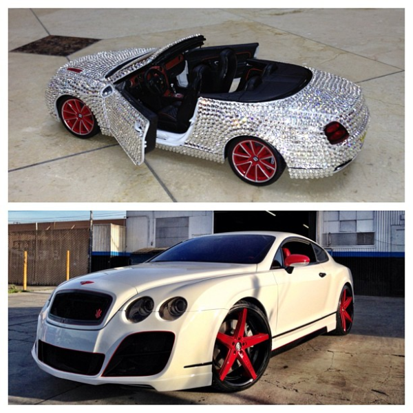 The Game Bentley