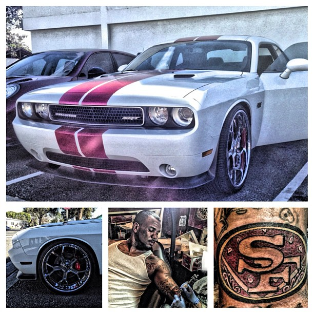 The Game Dodge Challenger
