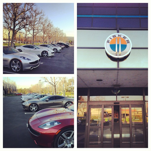 The Game Fisker Karma