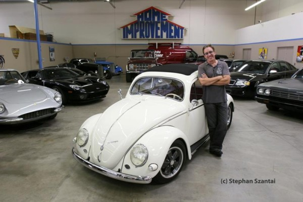 Tim Allen VW Bug