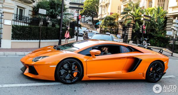 Timati Lamborghini Aventador