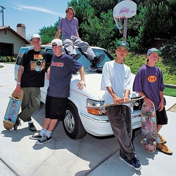 Tony Hawk Throwback