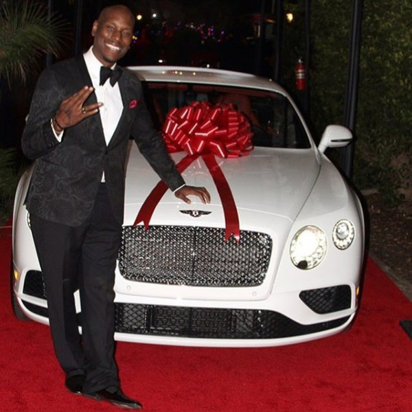 Tyrese Bentley Continental