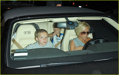 Victoria Beckham Cars Celebrity Cars Blog