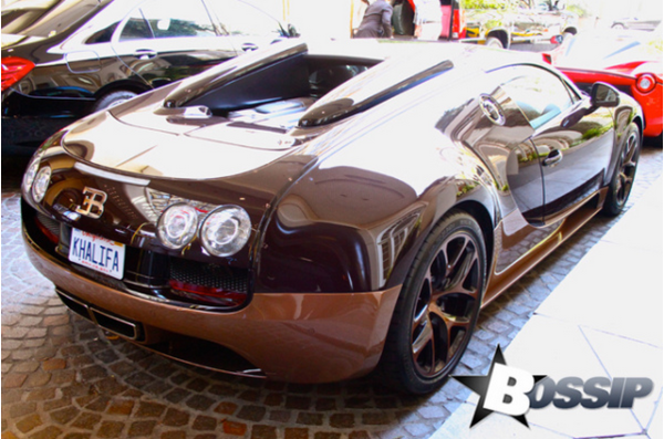 Wiz Khalifa Bugatti