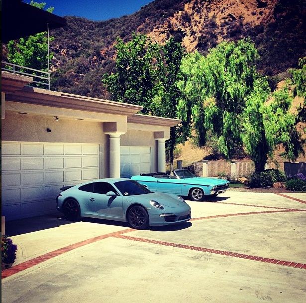 Wiz Khalifa's Sweet Setup | Celebrity Cars Blog
