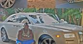 Yasiel Puig Rolls-Royce Ghost
