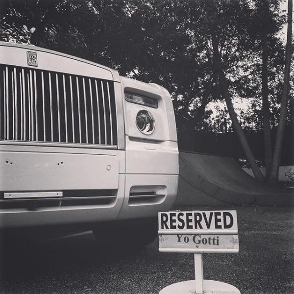 Yo Gotti Rolls Royce