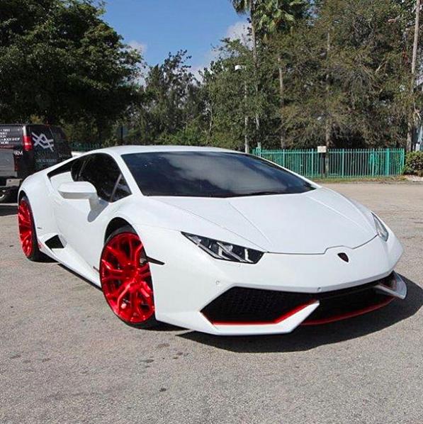 Yoan Moncada Custom Lamborghini