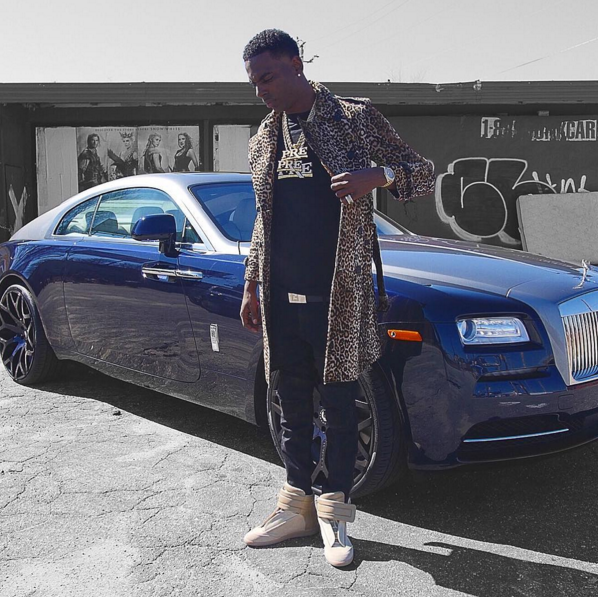 Young Dolph Rolls-Royce Forgiato