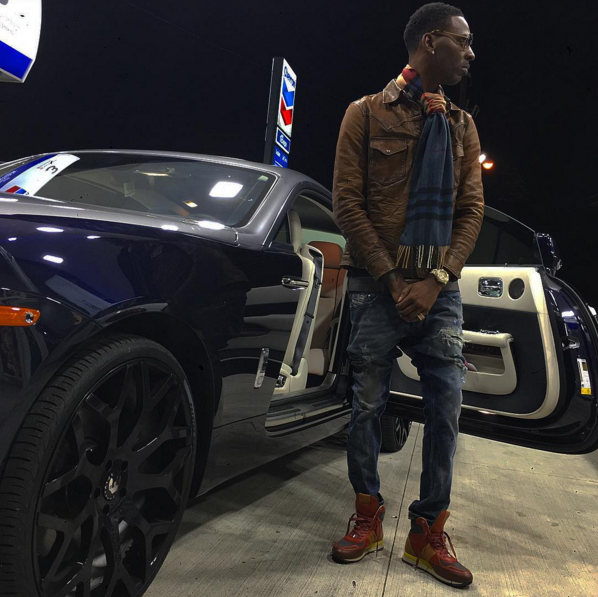 Young Dolph Rolls-Royce Wraith
