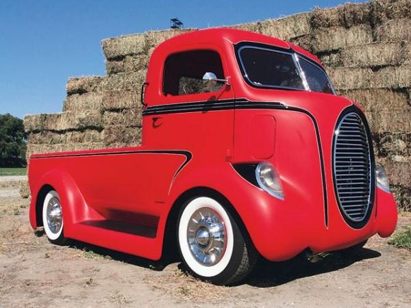 Barry Weiss COE Truck
