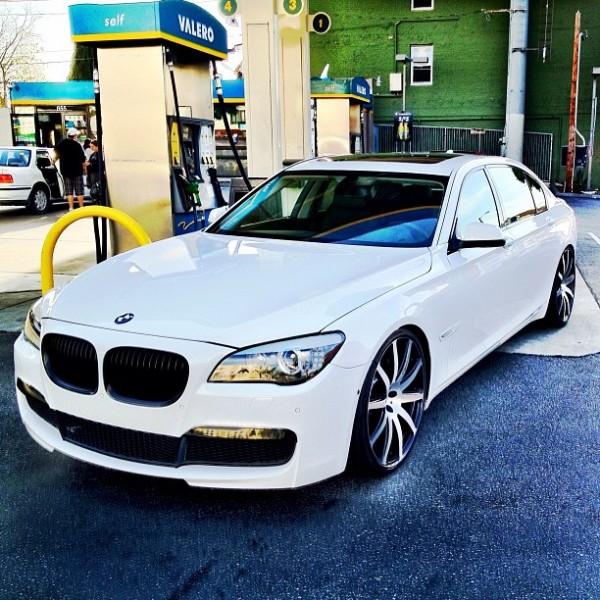 Ben Baller BMW 750