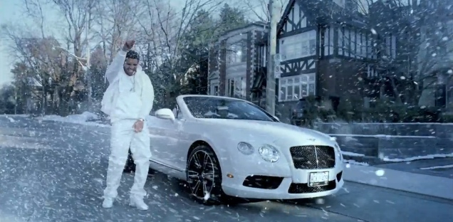 Drake 226 Started From The Bottom Video Features Bentley