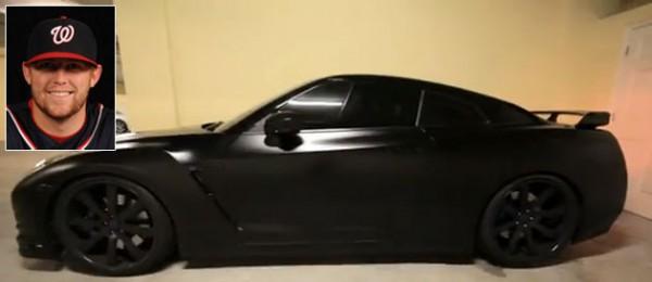 Drew Storen Nissan GTR