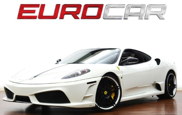 floyd mayweather 39 s ferrari f430 scuderia for sale on ebay. Black Bedroom Furniture Sets. Home Design Ideas