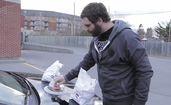 Harley Morenstein Drives a Nissan Versa
