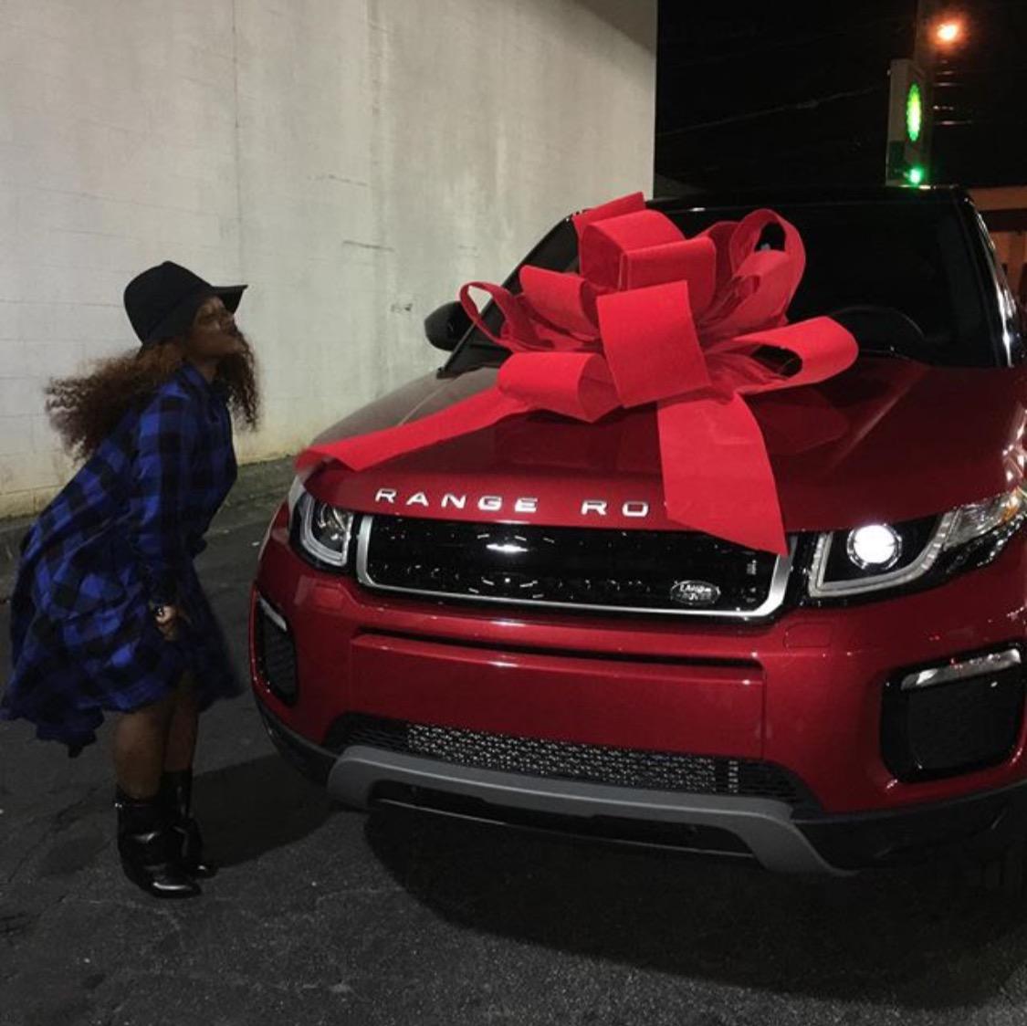 Lil Wayne Ferrari Daughter