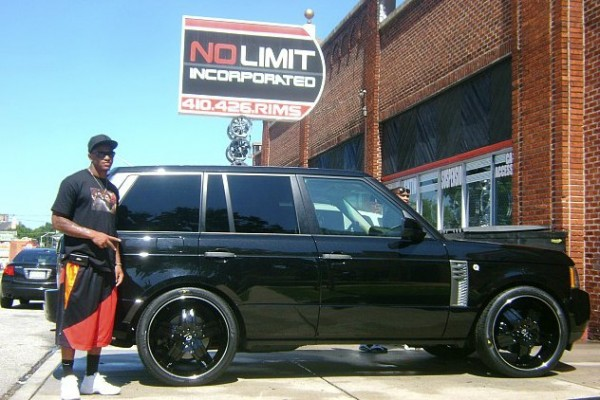 Jimmy Smith Range Rover