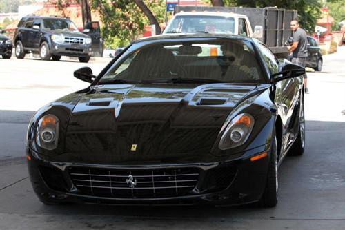 John Mayer Ferrari 599
