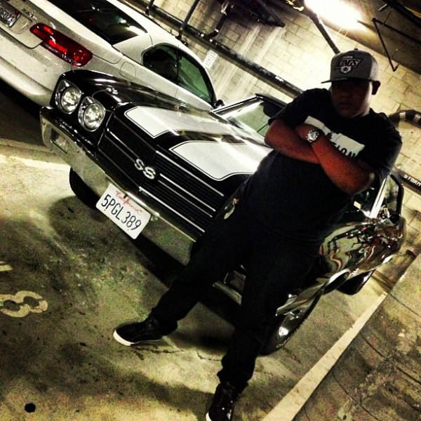 Kyle Massey Chevelle-SS