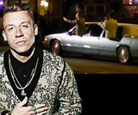 macklemore cadillac pimpin celebrity cars blog. Cars Review. Best American Auto & Cars Review