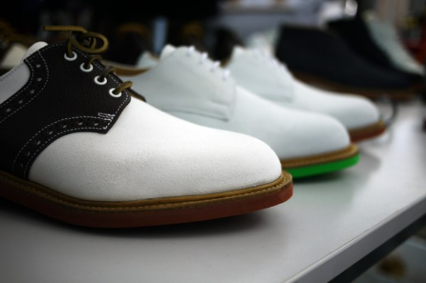 Mark McNairy Shoe Collection