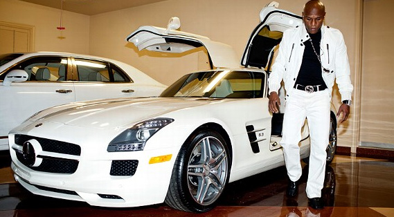 Floyd Mayweather S Car Collection Celebrity Cars Blog