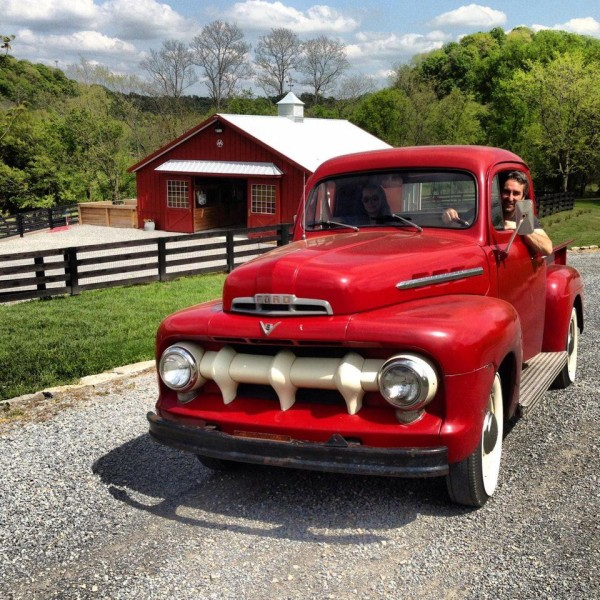 Mike Wolfe's Early 50's Ford F1