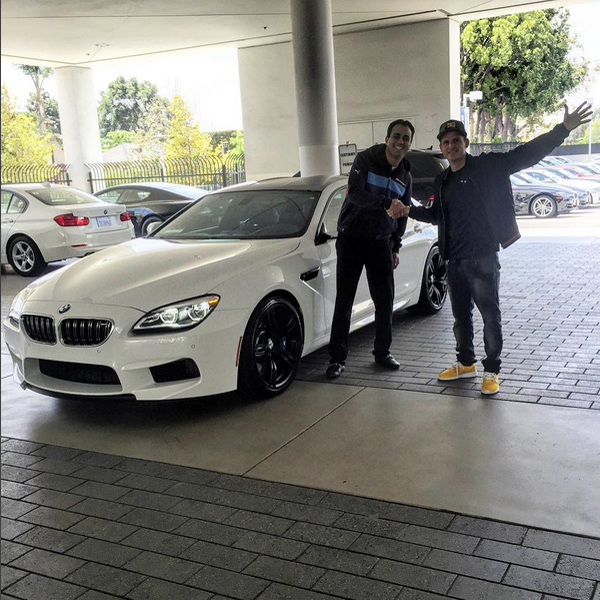 Rob Dyrdek | BMW M6 Grand Sport